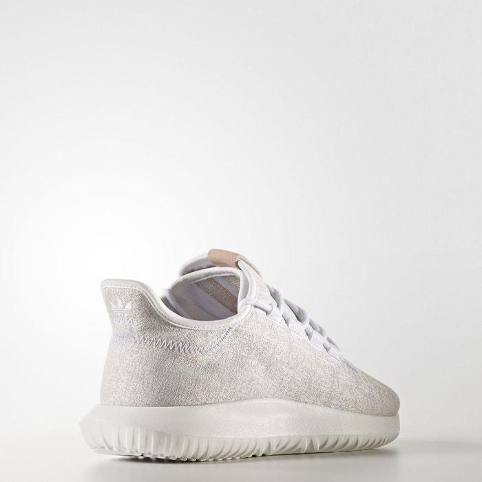 Baskets tubular shadow w blanc Adidas Originals