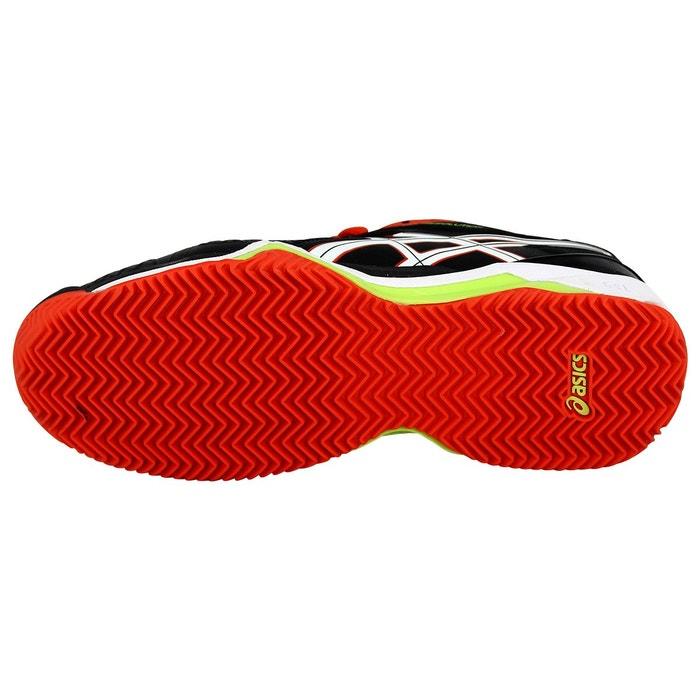 Asics gel resolution 6 chaussures de tennis homme noir Asics