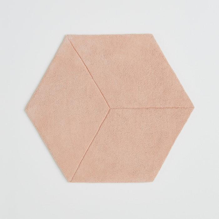 Camino Pure Cotton 3D Effect Hexagonal Rug
