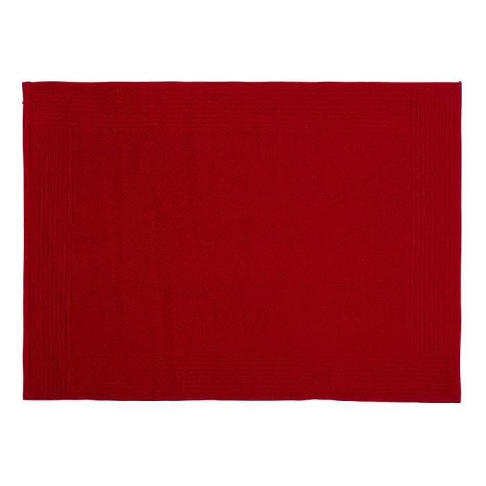 tapis de bain aliz e rouge rouge olivier desforges la redoute. Black Bedroom Furniture Sets. Home Design Ideas