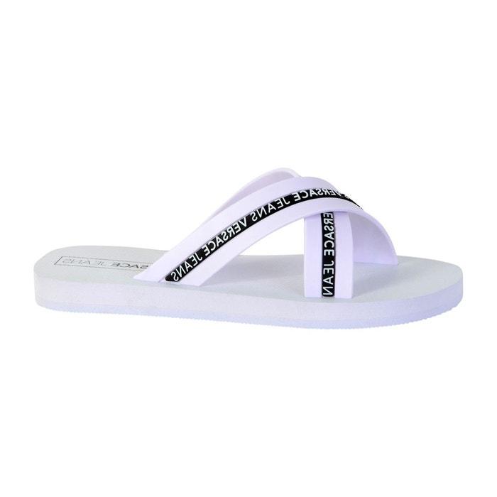 Sandale linea mare dis. 3 blanc Versace
