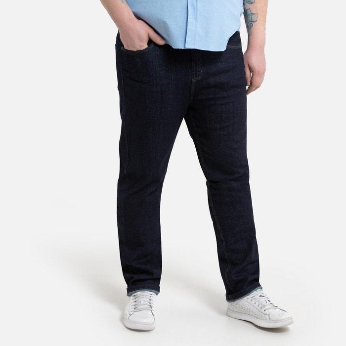 Stretch comfort jeans met elastische taille, L2  LA REDOUTE COLLECTIONS PLUS image 0