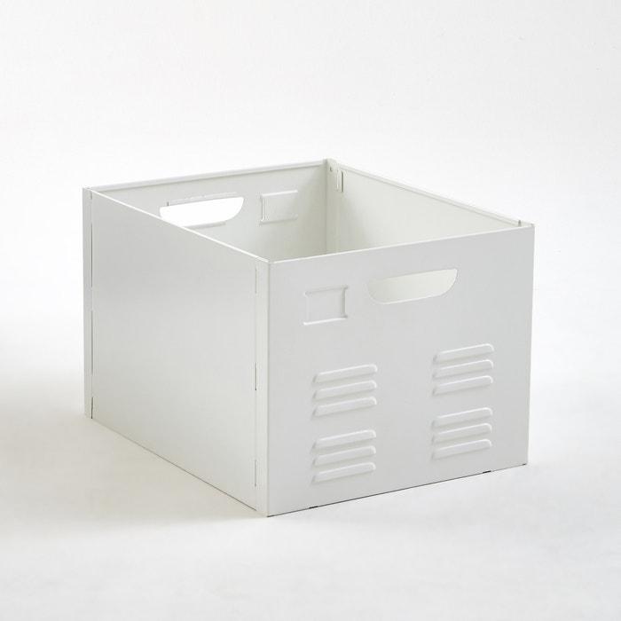 Aufbewahrungsbox aus metall hiba la redoute interieurs la redoute - Hiba la redoute ...