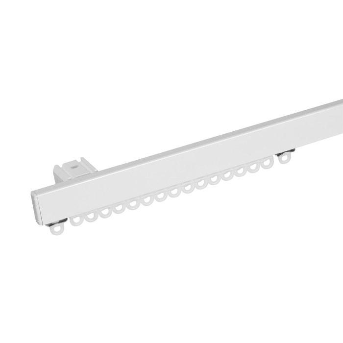 kit tringle rail aluminium slider blanc blanc madura la redoute. Black Bedroom Furniture Sets. Home Design Ideas