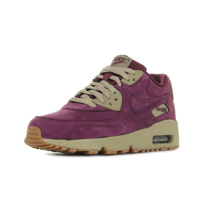 Baskets femme air max 90 winter prm violet, kaki Nike