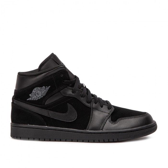 buy online 0b1bb 78812 Basket mode air jordan 1 mid noir Nike   La Redoute