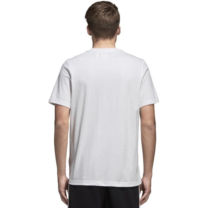 5bc7e4d25825 corta manga Adidas originals Camiseta redondo de cuello gqxFAPwCx ...