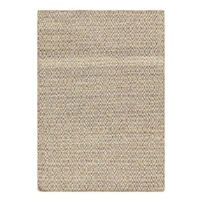 Tapis en laine de nouvelle z lande design ocre mic mac angelo or angelo la - Tapis laine la redoute ...