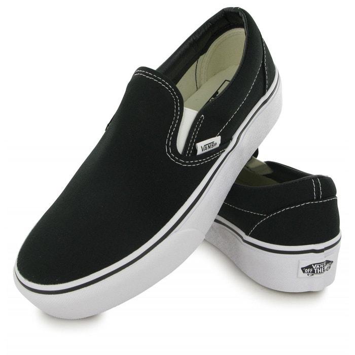 Classic slip on noir Vans
