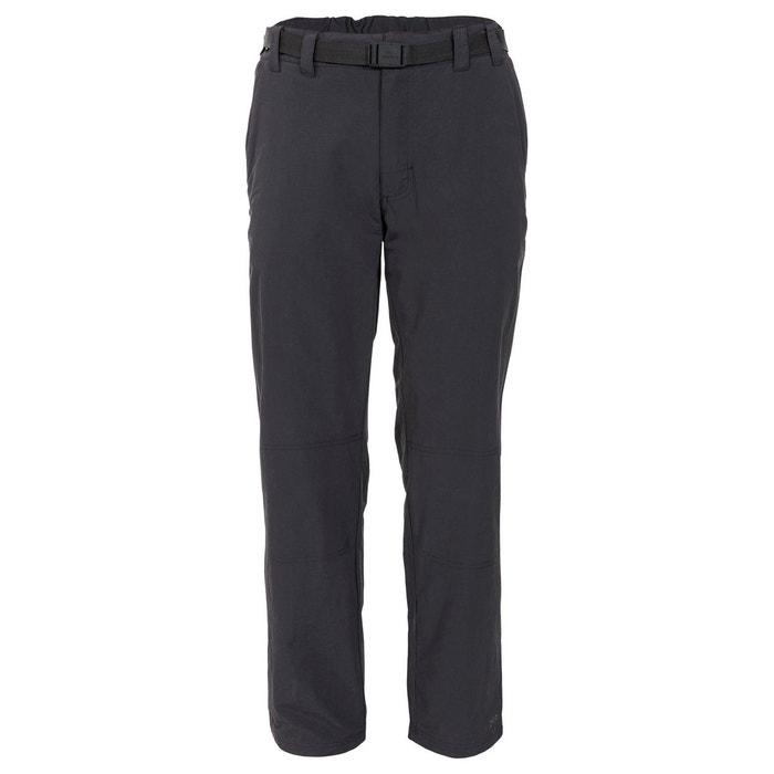 01177abc53c1 Clifton all season - pantalon confortable randonnée marche - homme noir  Trespass   La Redoute