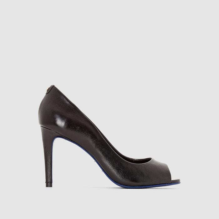 Image COSMOPARIS BEMILENE Leather High Heeled Shoes COSMOPARIS