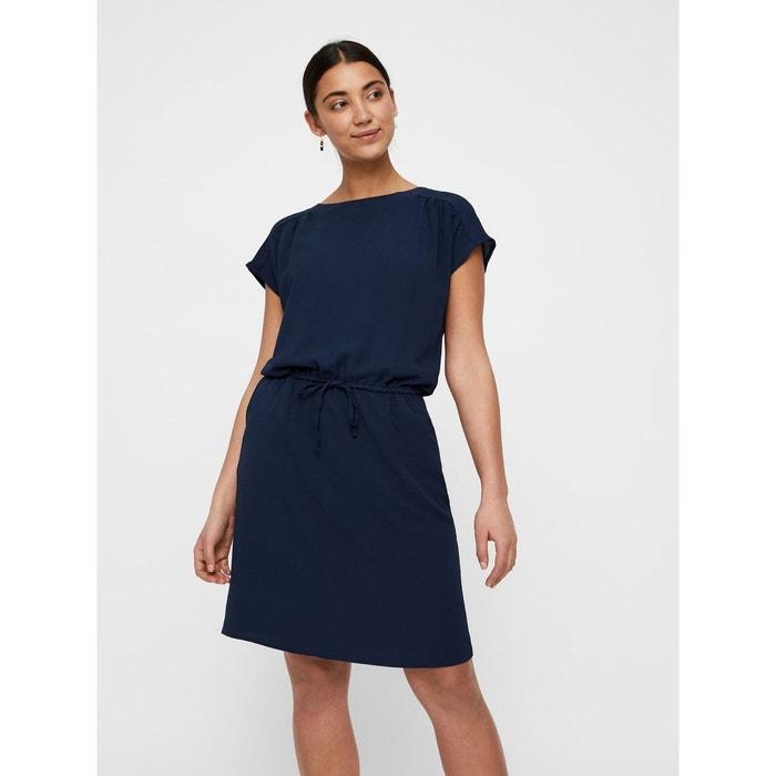 La robe coupe droite