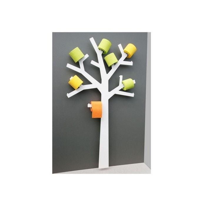 r serve papier wc design arbre pqtier blanc presse citron la redoute. Black Bedroom Furniture Sets. Home Design Ideas