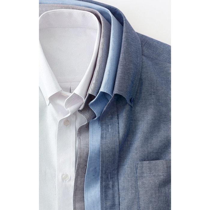 Plain Short-Sleeved Shirt  CASTALUNA FOR MEN image 0