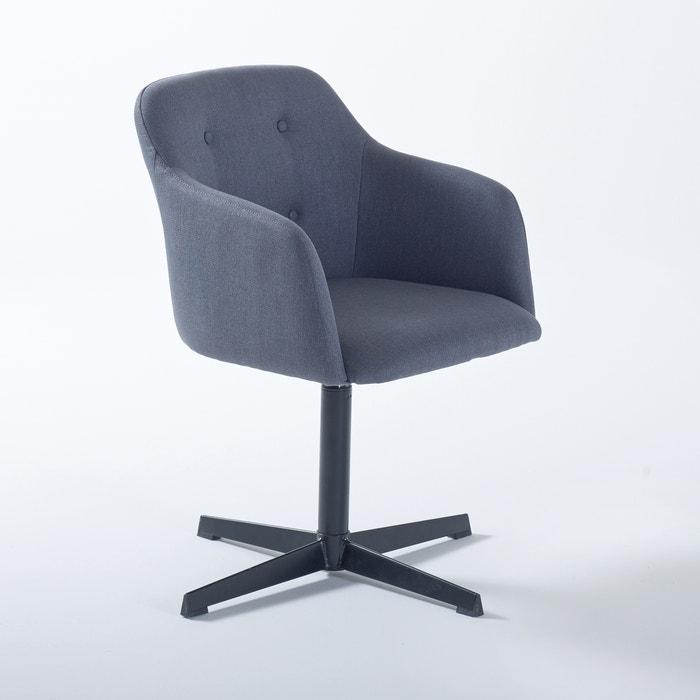 afbeelding Draaiende bureaustoel Numa La Redoute Interieurs