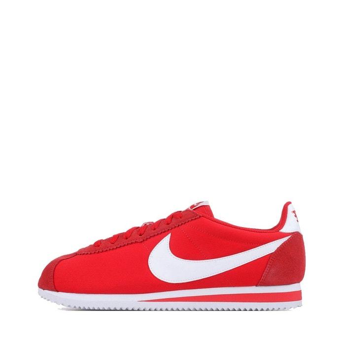 on sale c8a32 5cb0c Basket nike cortez basic nylon - ref. 807472-604 rouge Nike   La Redoute