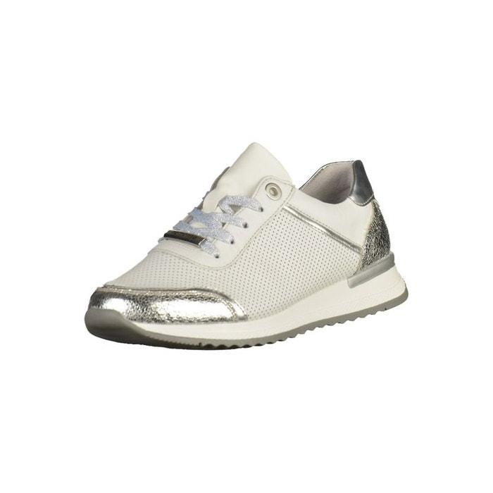 De Gros Sneaker blanc /argent Remonte Sortie Très Pas Cher 4NnHxZc