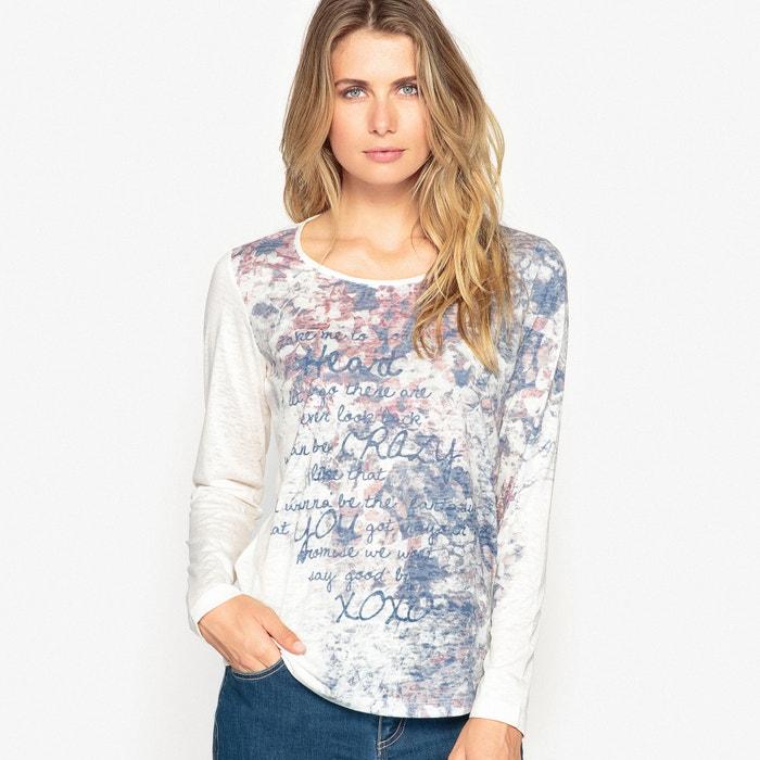 T-shirt maglia fantasia  ANNE WEYBURN image 0