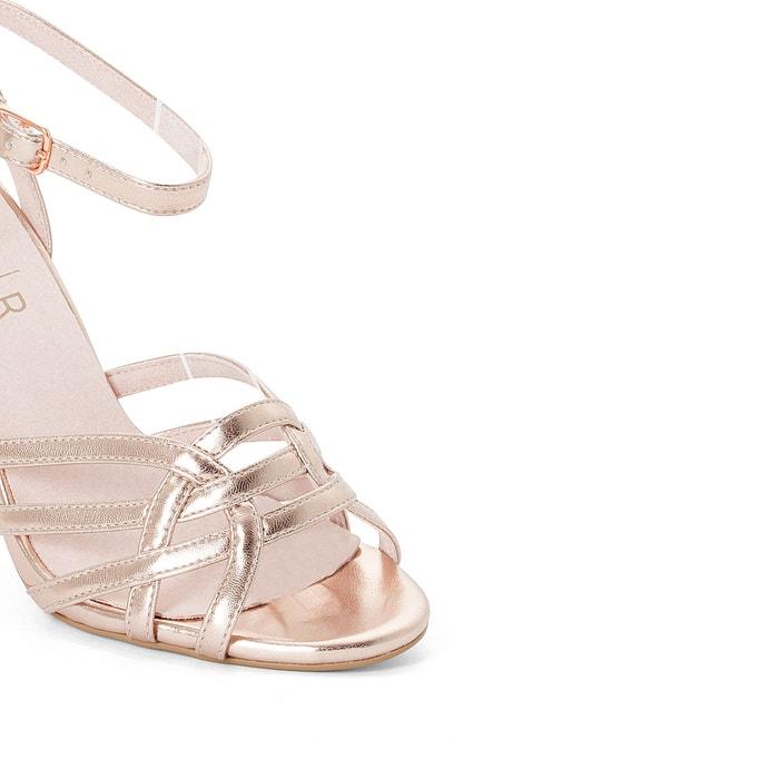 Sandalias metalizadas Mademoiselle R ySE9jwtx
