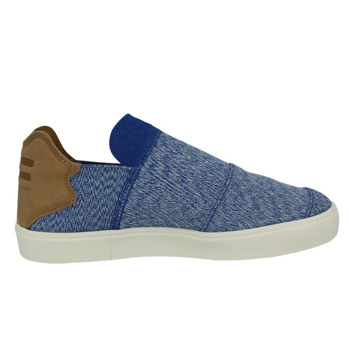 Adidas originals vulc slip on pharrell williams chaussures mode sneakers homme bleu bleu Adidas Originals