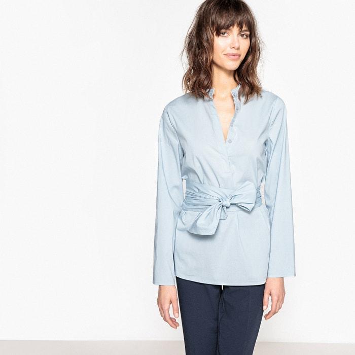 Bluse, lange Form, taillenbetont  La Redoute Collections image 0