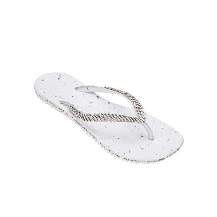 Tongs femme Blanc Eco AMAZONAS V Luxury 7Bgwq7fd