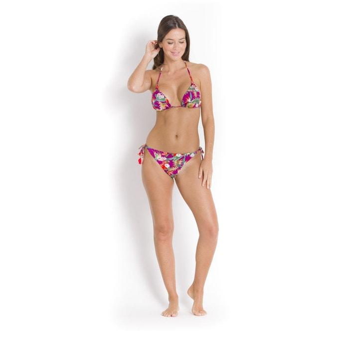 BANANA MOON Bas de Bikini Noué Mauve La Sortie Meilleur Prix Réductions À Bas Prix Best-seller Pas Cher Livraison Rapide Pas Cher HCVWY4BlFz