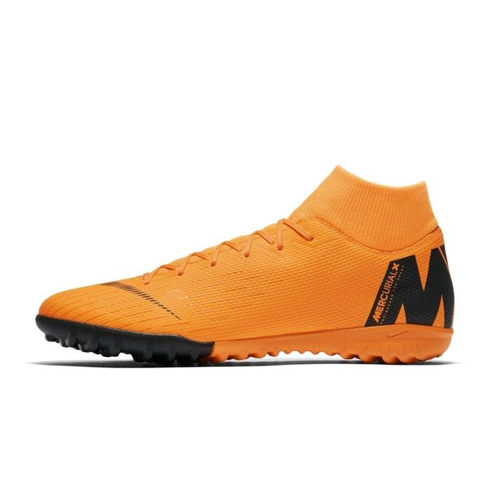 on sale 2ba21 f0902 Chaussures football chaussure de football nike mercurialx superfly vi  academy tf orange orange Nike  La Redoute