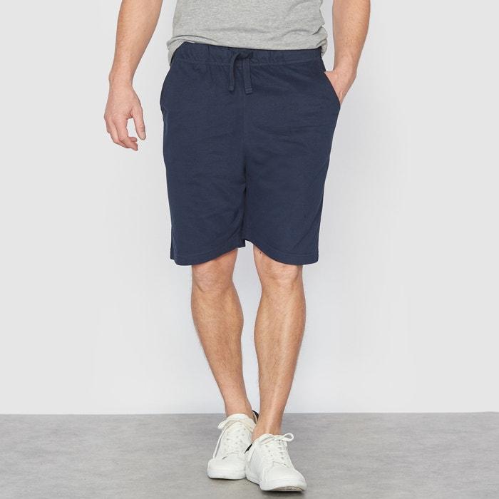 Image Casual Jersey Bermuda Shorts CASTALUNA FOR MEN