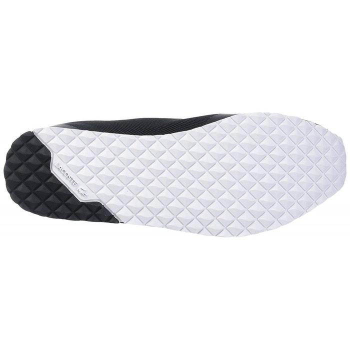Basket basse lacoste noir Lacoste