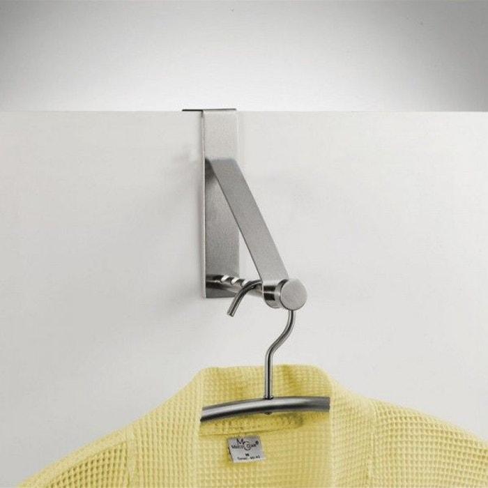 crochet porte cintres pour dessus de porte zeller multicolore zeller present la redoute. Black Bedroom Furniture Sets. Home Design Ideas