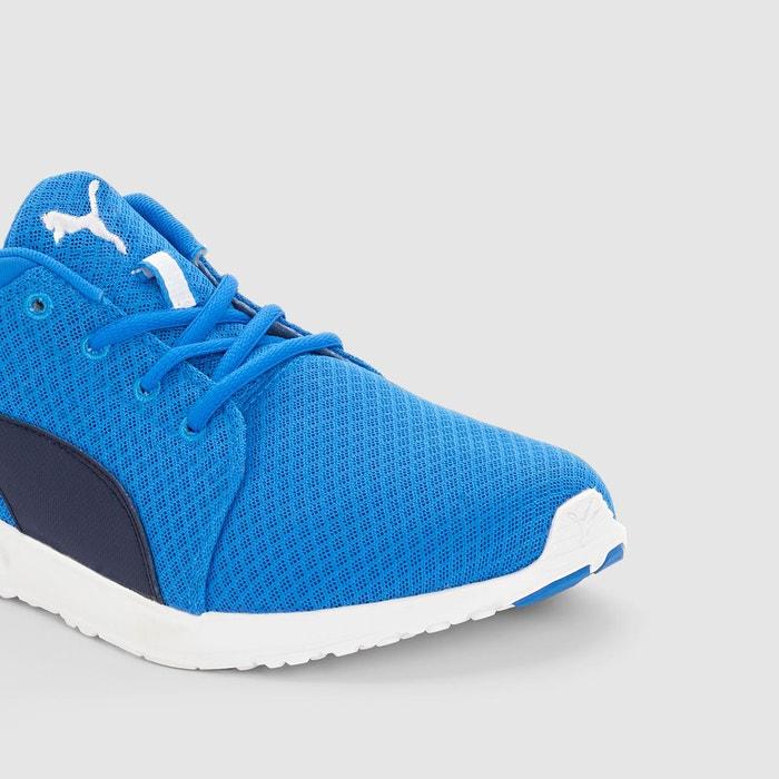 Baskets basses carson mesh bleu Puma