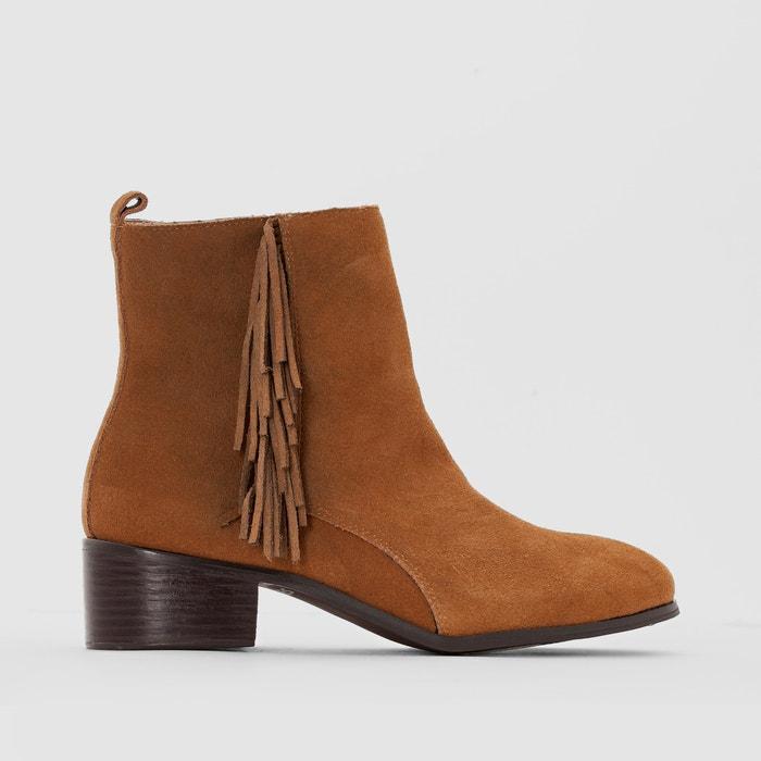 afbeelding Boots met franjes CASTALUNA