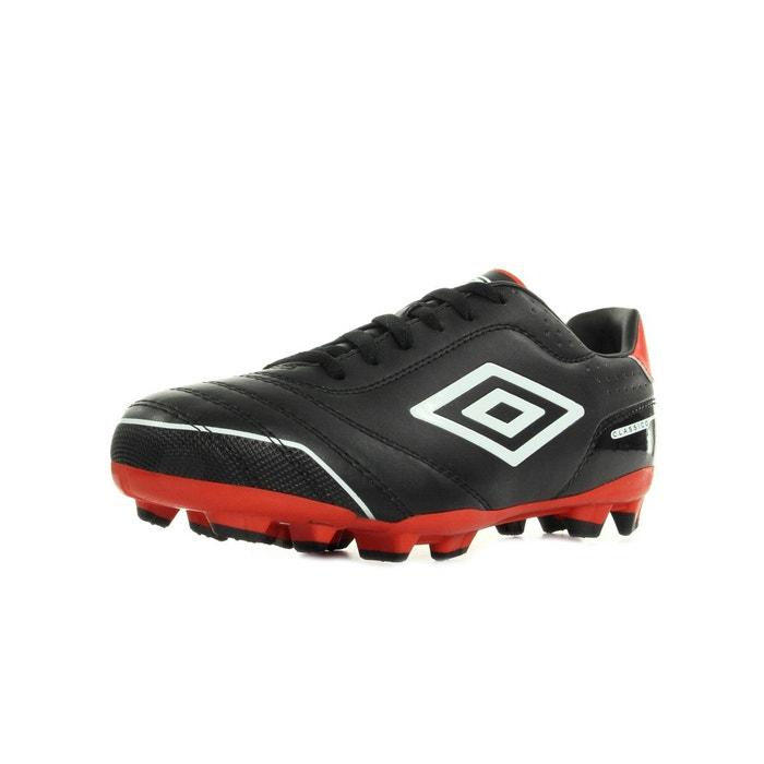 Chaussures de football classico 3 fg noir-