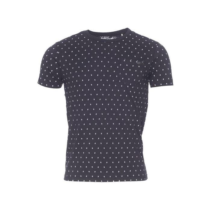 The fresh brand tee shirt noir fresh brand la redoute for Fresh brand t shirts