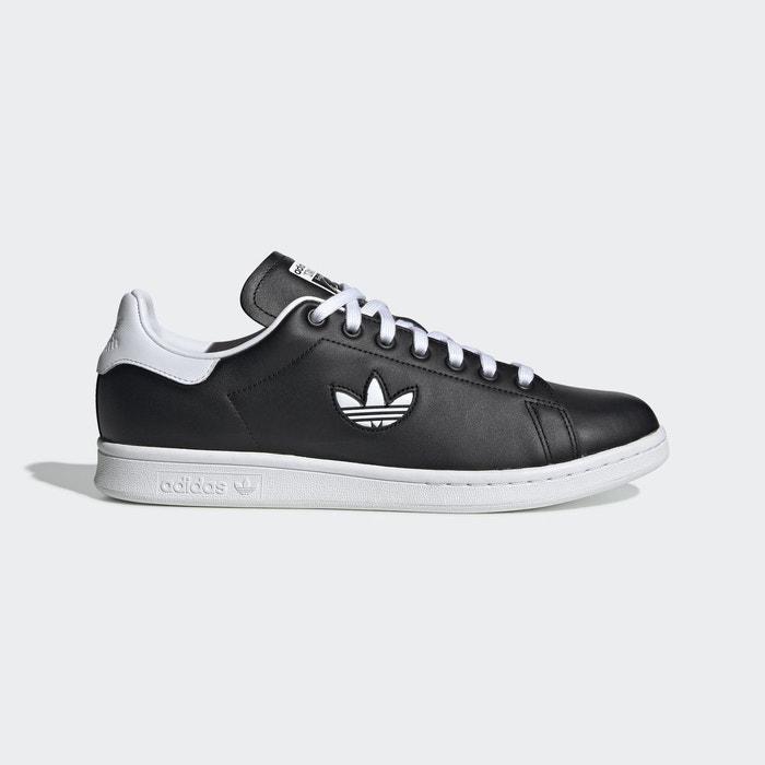 basket adidas noire stan smith