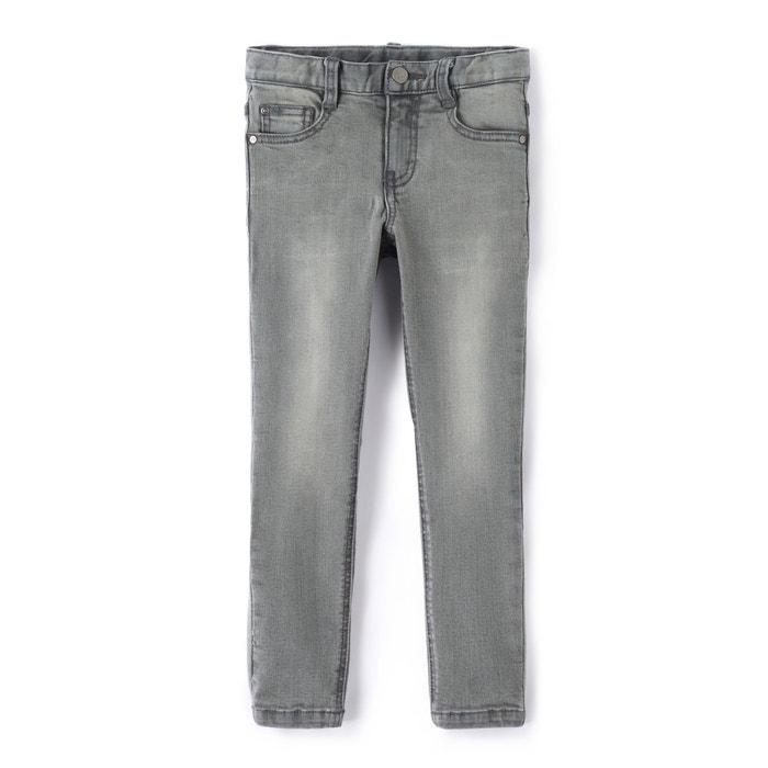 afbeelding Rechte jeans 3-16 jaar La Redoute Collections