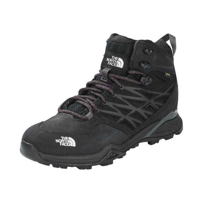 Hedgehog hike mid gtx - chaussures homme - noir noir The North Face   La  Redoute 29cb02d8342d
