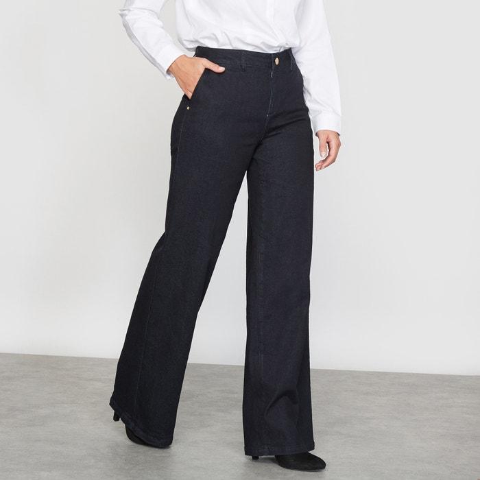 Image Extra Flared Jeans CASTALUNA