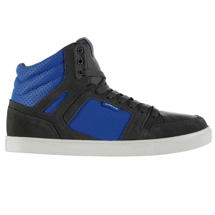 Chaussure de skate  gris/bleu Airwalk  La Redoute