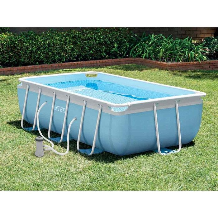 piscine tubulaire 3 x 2 x 1
