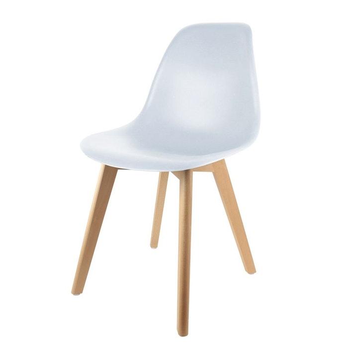 Chaise scandinave enfant h 56 5 cm the home deco factory la redoute - La redoute chaise scandinave ...