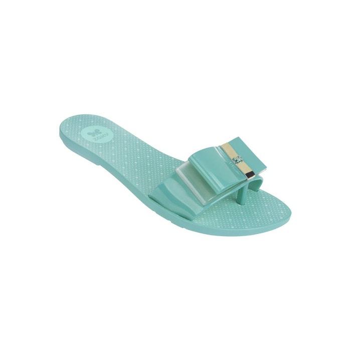 Tongs life slide turquoise turquoise Zaxy