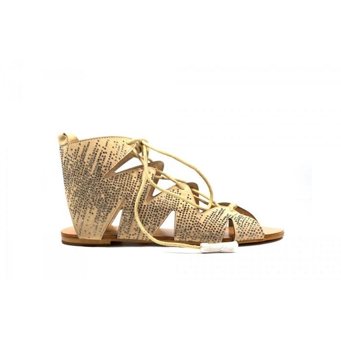 Sandales bibi lou beige Bibi Lou La Vente En Ligne À La Mode 8LZJr