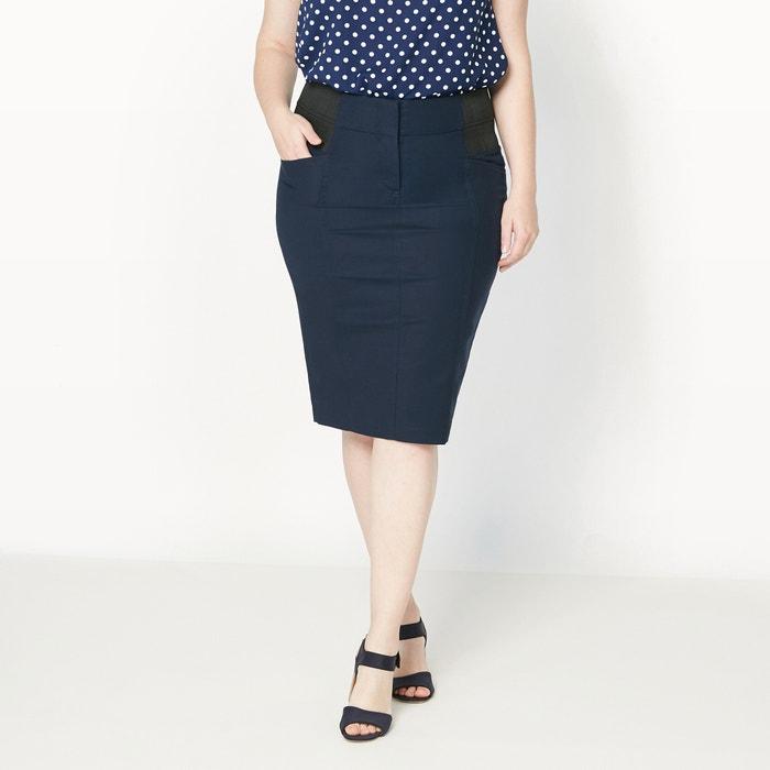 Knee Length Pencil Skirt  CASTALUNA image 0