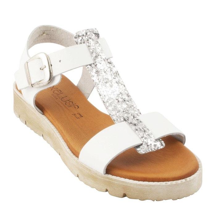 Sandales eulalie Exclusif Paris