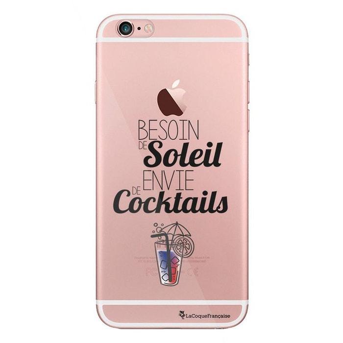 coque iphone 7 cocktail