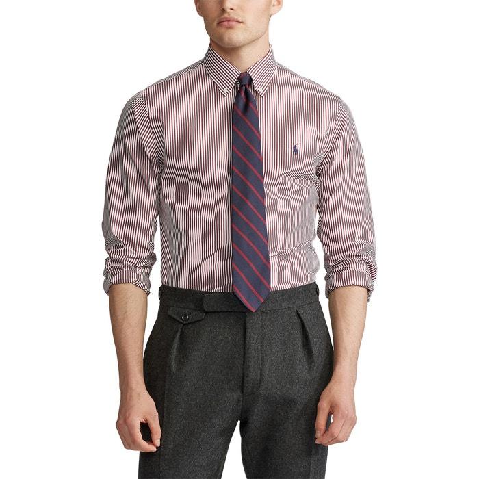 classic fit 50ee4 30d95 Slim-Hemd aus Popeline