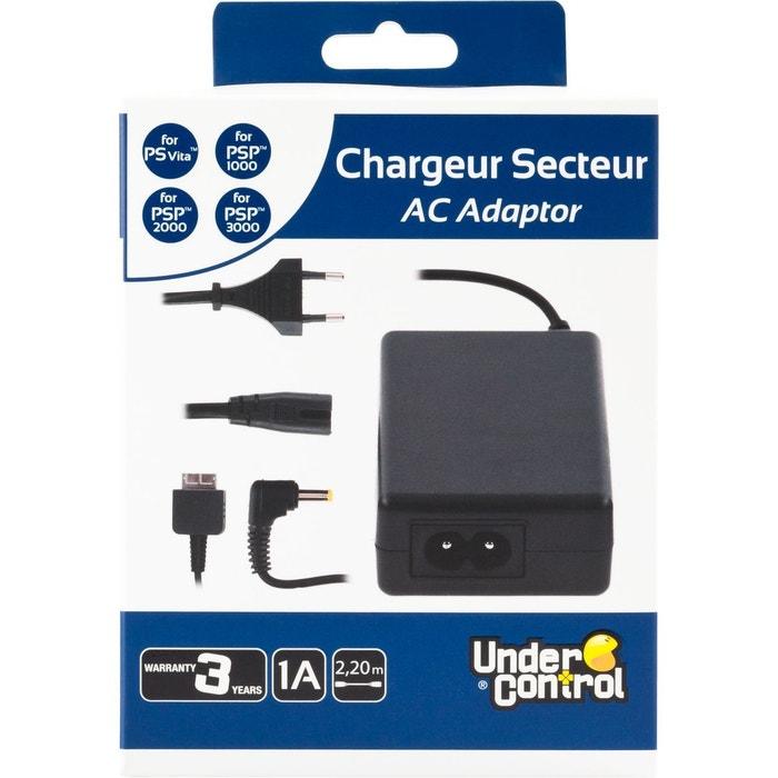ACC. UNDERCLASS Chargeur PS Vital - PSP
