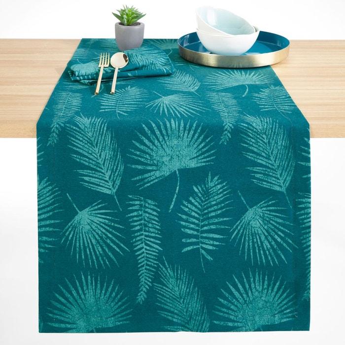 nappe imprim e almenada polycoton antitaches la redoute interieurs la redoute. Black Bedroom Furniture Sets. Home Design Ideas